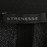 Strenesse Black fabric pants