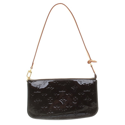 "Louis Vuitton ""Pochette accessories Monogram Vernis"""