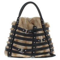 Aigner Handbag made of material mix