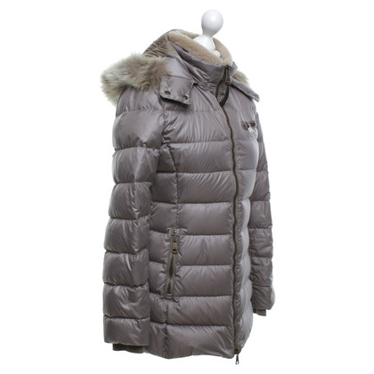 Mabrun Down jacket in grey