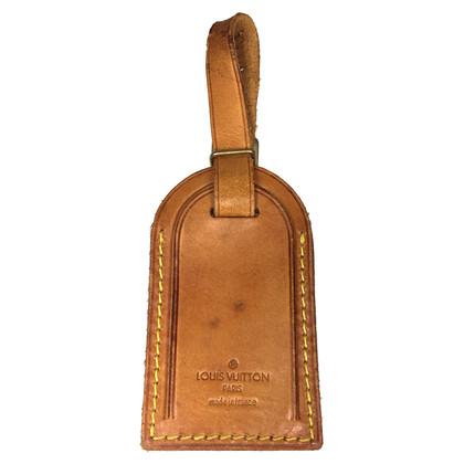 Louis Vuitton Adres label leder