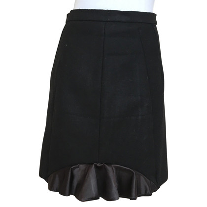 Miu Miu Sleeve skirt