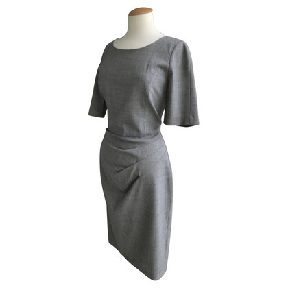 DKNY Woolen dress with gathering