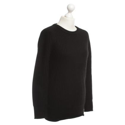 Iro Pull nl tricot noir