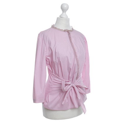 Bogner Blouse in roze
