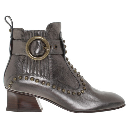 Coach Ankle boots with studs