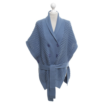 See by Chloé Knitcape in blue