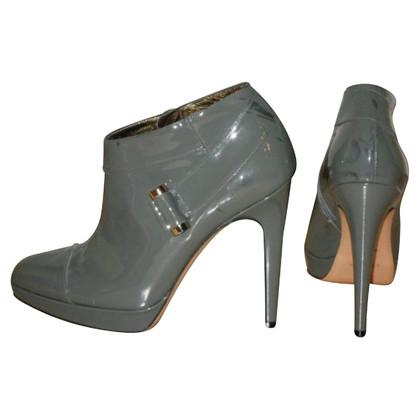 Escada Plateau ankle boots