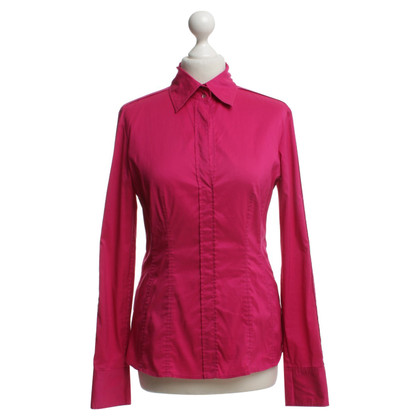 Hugo Boss Bluse in Pink