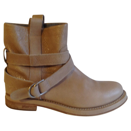 Brunello Cucinelli Boots in Beige