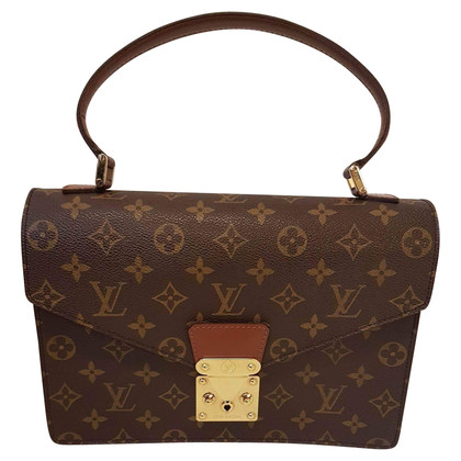 "Louis Vuitton ""Concorde Monogram Canvas"""