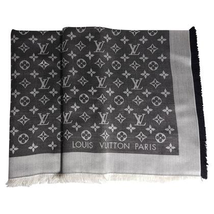 Louis Vuitton Louis Vuitton Sjaal Zwarte Denim