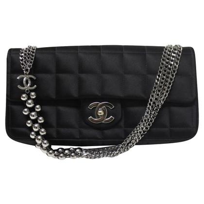 Chanel Flap Bag zijde satijn