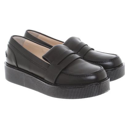 L'autre Chose Pantofola in nero