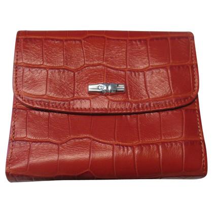 Longchamp portafoglio