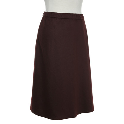 Ermanno Scervino skirt from angora wool
