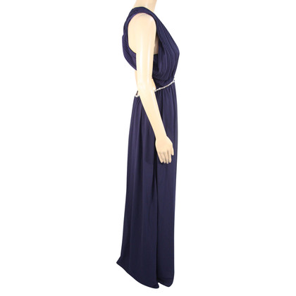 Barbara Schwarzer Maxi vestito in blu scuro