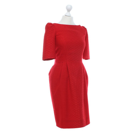 Carolina Herrera Dress in red