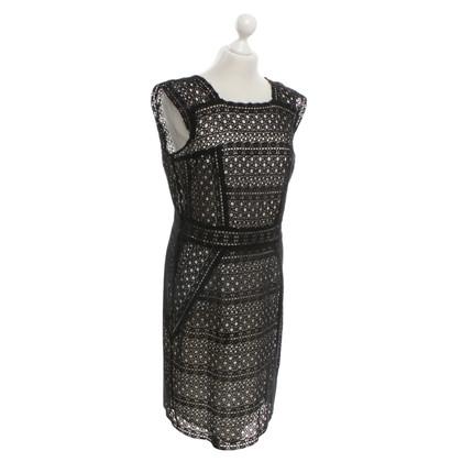 Laurèl Lace dress in black
