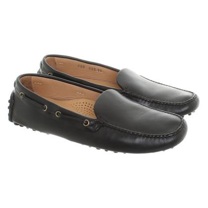 Car Shoe Slipper in Schwarz