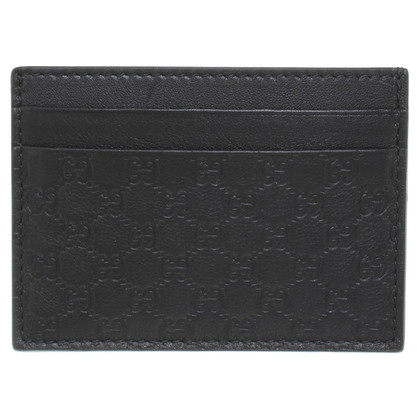 Gucci Card case made of leather