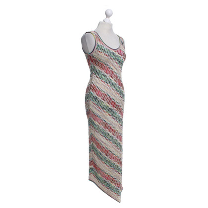 Missoni motivo a strisce Dress