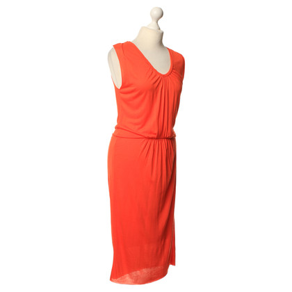 American Vintage Kleid in Orange