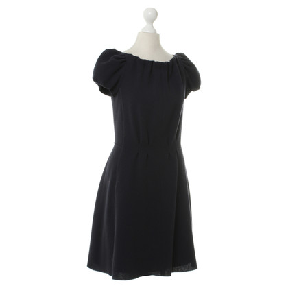 Nina Ricci Dress in Navy Blue
