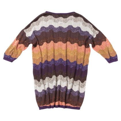 Missoni knit sweater