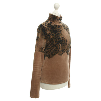 Marc Cain top with leopard pattern
