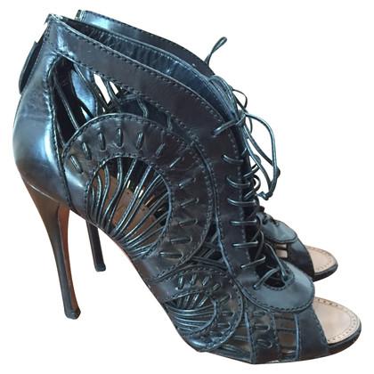 Alaïa Black Alaia sandals T.41