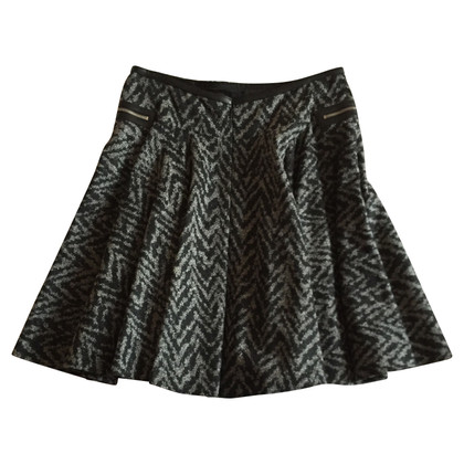 Versace Wool skirt 44 IT