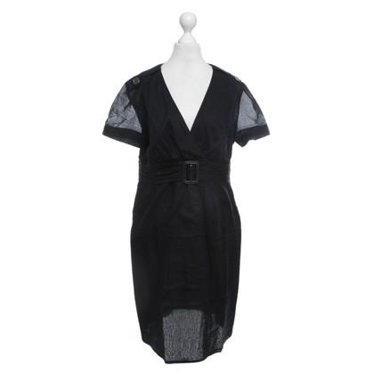 Burberry Dress in dark blue