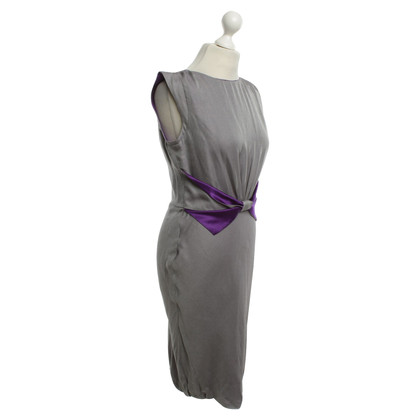 Giorgio Armani Dress with voiletten accents