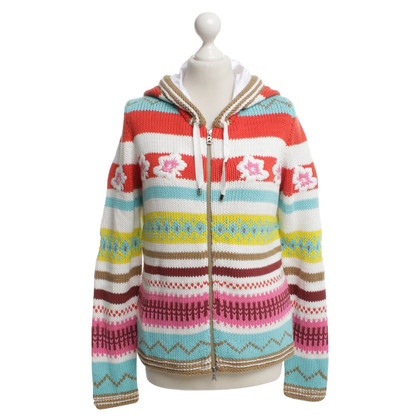 Bogner Cardigan with pattern