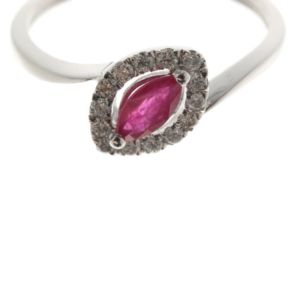 Bliss Ring with gemstone
