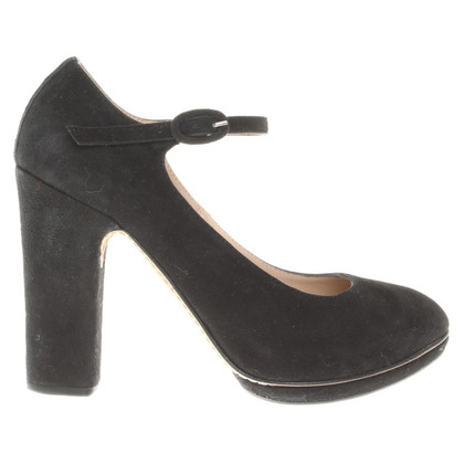 Repetto pumps in nero