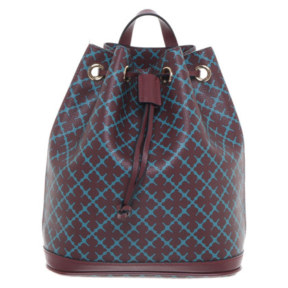 By Malene Birger Backpack with pattern