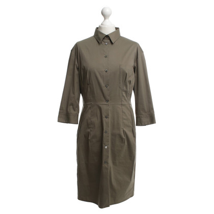 Prada Blouse dress in olive