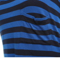 A.L.C. T-Shirt mit Streifenmuster