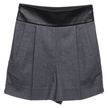 Diane von Furstenberg Shorts in grijs