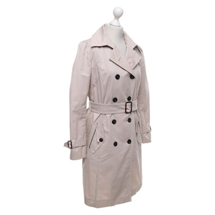Marc Cain Trench coat in nude