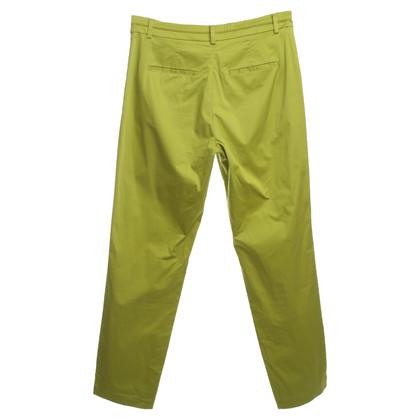 René Lezard Pantalone chino verde