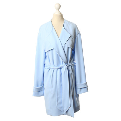 Marc Cain Trenchcoat in Hellblau