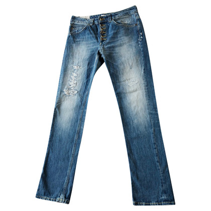 Dondup Jeans con bottoni decorativi