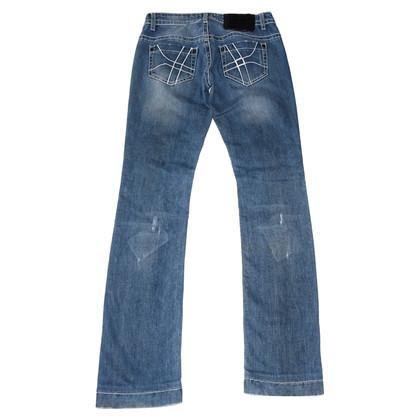 Pinko jeans vernietigd