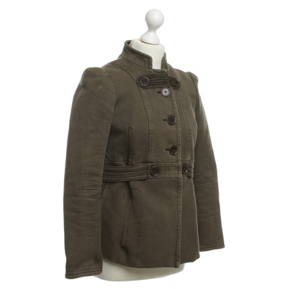 Marc Jacobs Jacket in the military look