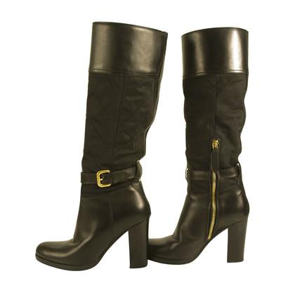 Prada Black Boots