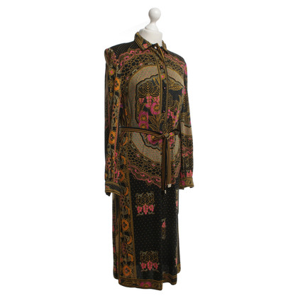 Leonard Dress with floral pattern