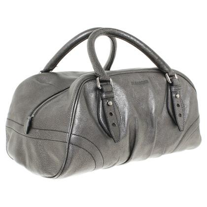 Jil Sander Metallic handbag